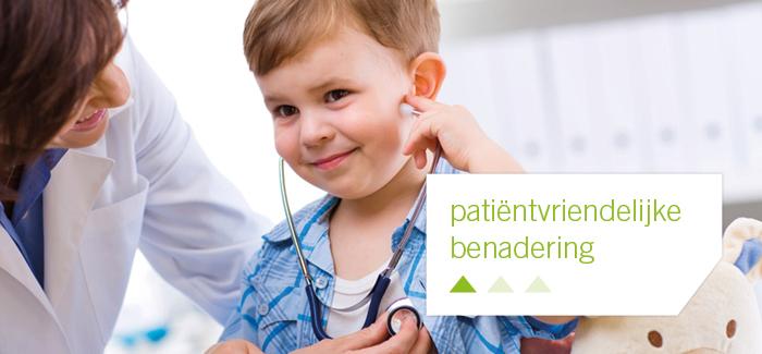 patiëntvriendelijke benadering